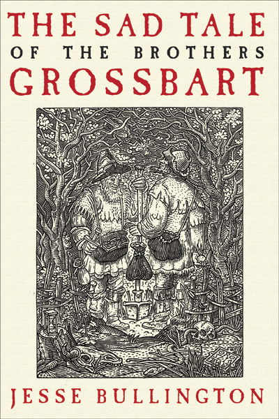 Grossbarts Cover